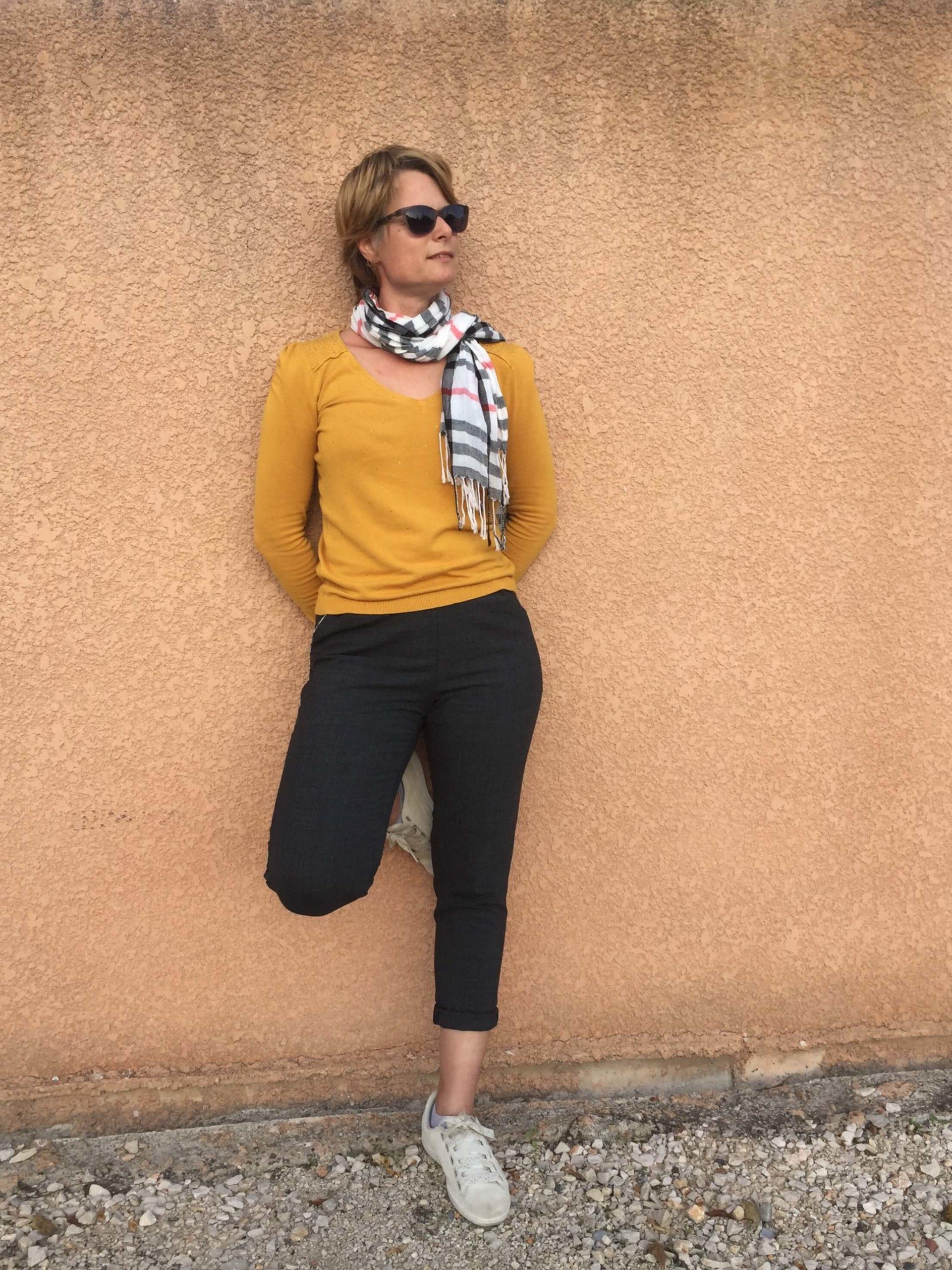 Elisabeth Rhapso Couture - pantalon fait main