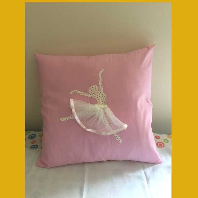Rhapso Couture, coussin danseuse chez Leïa