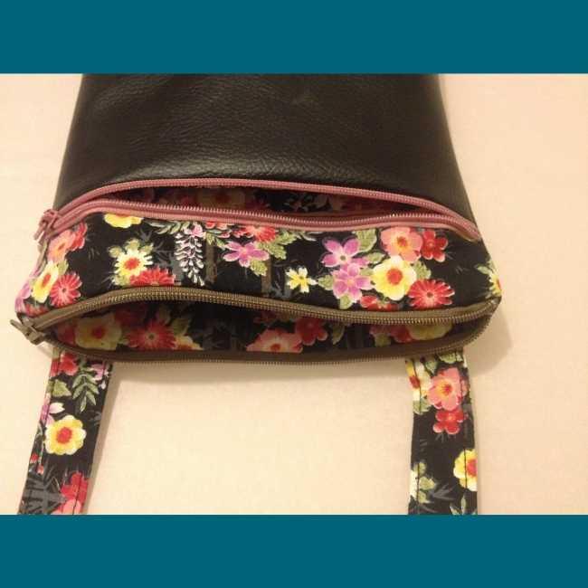 Rhapso Couture, pochette double zip chez Charlotte