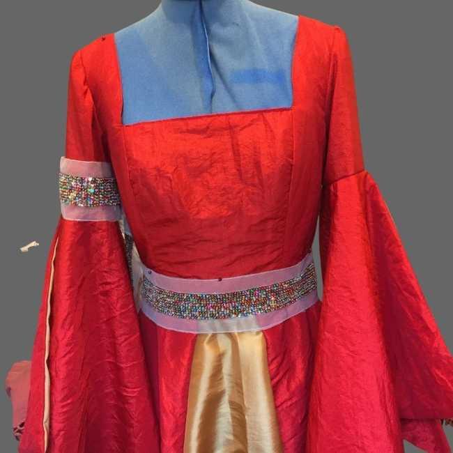 Rhapso Couture, déguisement de princesse chez Alcyone