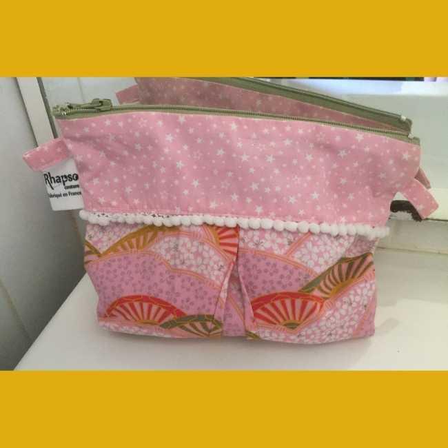 Rhapso Couture, trousse de toilette commandée pour un cadeau